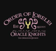 Order of Lorelei - 3rd Division  by AquaMoon