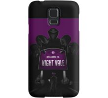 Welcome to Night Vale x Silent Hill Mash Up  Samsung Galaxy Case/Skin