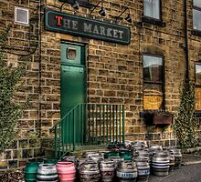 Kegs by Dave Warren