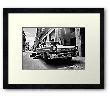Havana VII Framed Print