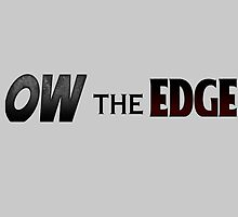 Shadow The Hedgehog - Ow The Edge by Brenden Talarczyk