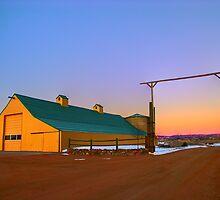 Colorado Springs Ranch by Melinda Kerr