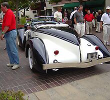 Auburn Boatail Speedster by Jerry Stewart