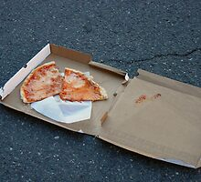 Street Pizza by John Ayo
