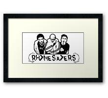Rhymesayers Framed Print