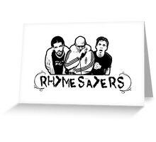 Rhymesayers Greeting Card