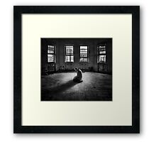 Losing My Religion Framed Print
