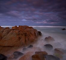Coolum After Sunset by Ben Messina