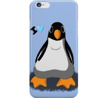 Love for the Penguins iPhone Case/Skin