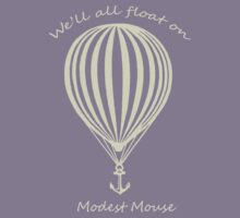Modest Mouse Float on With Balloon Kids Clothes