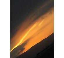solar flair Photographic Print