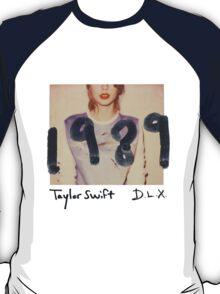 1989 deluxe album cover T-Shirt