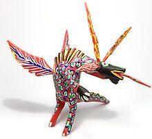 Dragon Alebrije by Alejandro Durán Fuentes