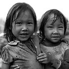 Children of Laos by Ian Batterbee