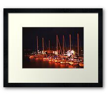 We Only Get Better One by One Framed Print