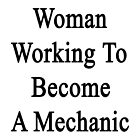Woman Working To Become A Mechanic  by supernova23