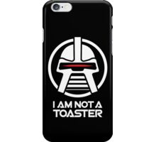Cylon — I am not a toaster, Retro iPhone Case/Skin