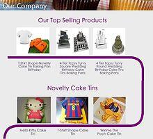 Eurotins.co.uk | Cookie Cutters UK by eurotins