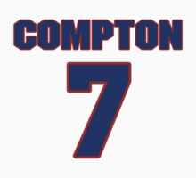 National baseball player Mike Compton jersey 7 by imsport