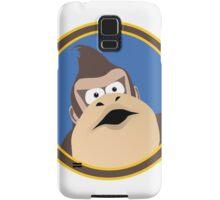 Donkey Kong Vector Samsung Galaxy Case/Skin