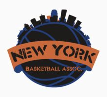 New York Basketball Association Kids Clothes