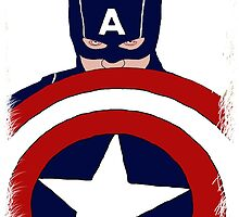 Captain America by martlew16