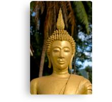 Quiet Buddha Canvas Print