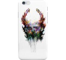 loki iPhone Case/Skin