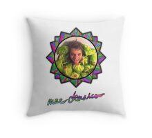 Mac Demarco - Lettuce Bath [Text Version] Throw Pillow