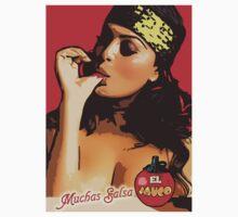 Muchas Salsa by Duncando