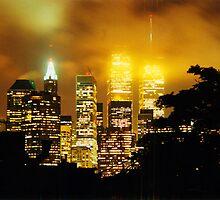 Twin Towers 1999 II by Ross Robinson