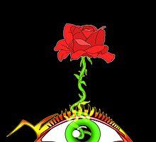 Rose Eye by Matt83artist