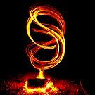 Fire Swirls by bettyb