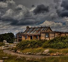 Craig's Hut HDR by Samantha Cole-Surjan