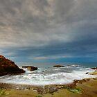 Mediterranean storm by Patrick Morand