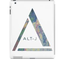 ALT-J iPad Case/Skin