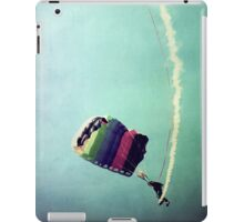 Rainbow in Motion iPad Case/Skin