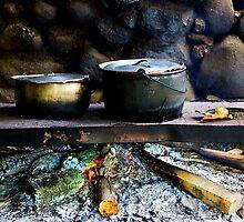 A Watched Pot Never Boils by Al Bourassa