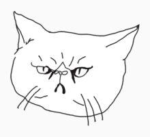 Ugly Cats - Bob by rukaharuka