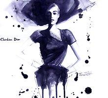 Dior by Kristina Fekhtman