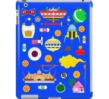 Dragon Ball Icons iPad Case/Skin