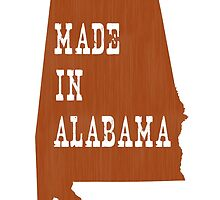 Made In Alabama by surgedesigns