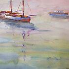 Boats by Estelle O'Brien