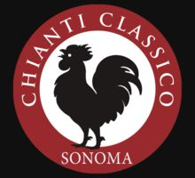 Black Rooster Sonoma Chianti Classico  by roccoyou
