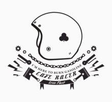 STICKER ACE CAFE RACER by VisualAffection