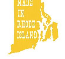Made in Rhode Island by surgedesigns