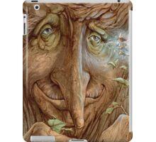 Old Wisebark iPad Case/Skin