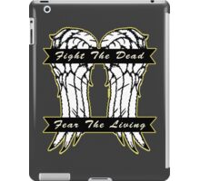 Daryl TWD - fight the dead fear the living iPad Case/Skin