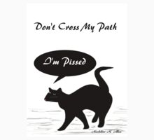 Don't Cross My Path by Madeline M  Allen