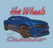Hot Wheels Camaro T-Shirt is Fine by ChasSinklier